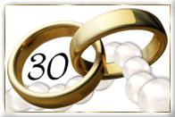 Perlenhochzeit Geschenke Zum 30 Hochzeitstag