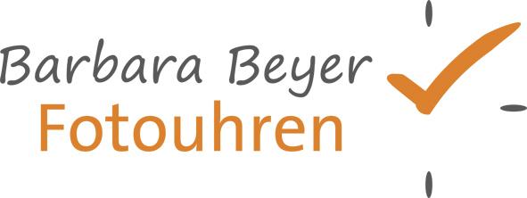 Barbara Beyer Fotouhren-Logo