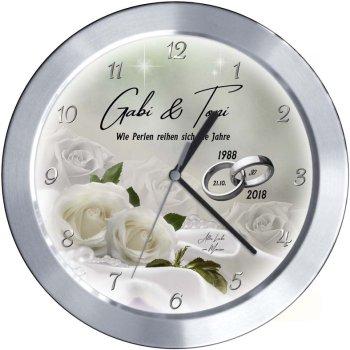 Perlenhochzeit Geschenk Zum 30 Hochzeitstag