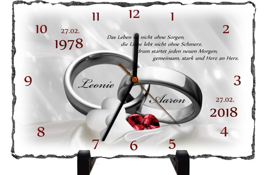 Hochzeitstag 27 Unser 27