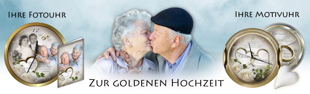 Goldhochzeit Geschenke Zur Goldenen Hochzeit